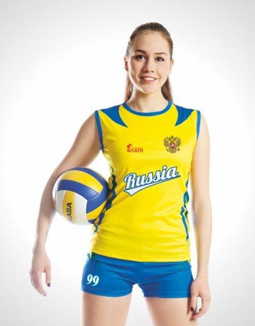 Основные элементы волейбольной формы, которая понадобится как любителям,  так и профессионалам – футболка и трусы. Их цвет должен быть одинаковым для  всех ... 660b0d4c1bd