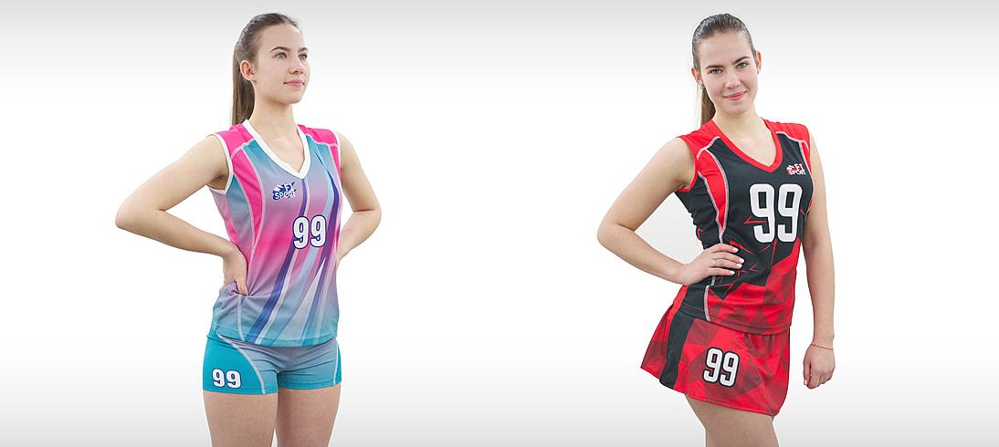 Женская волейбольная форма с декоративными вставками МОДЕЛЬ -137 (размеры  40-52) 04ef30acd11